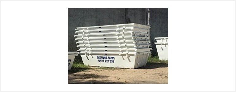 Skip Bin Hire | Rubbish Removal | Waste Disposal | Waste Recycle | Gold Coast | Sutton Skips 4mA³ Skip Bins