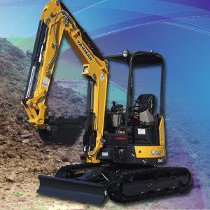 Mini digger soil removal Gold Coast